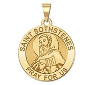 Saint Sothstenes Religious Medal  EXCLUSIVE