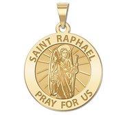 Saint Raphael Religious Medal  EXCLUSIVE