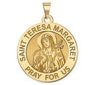 Saint Teresa Margaret Religious Medal  EXCLUSIVE