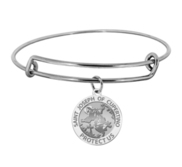 Saint Joseph of Cupertino Expandable Bracelet
