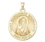 Saint Marguerite Bourgeoys Religious Medal  EXCLUSIVE