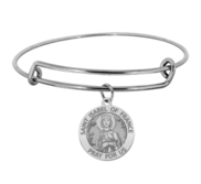 Saint Isabel of France Expandable Bracelet