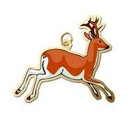 Deer Charm