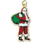 Santa Clause Charm