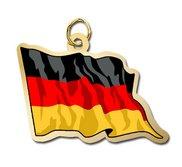 Germany Flag Charm