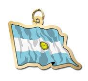 Argentina Flag Charm