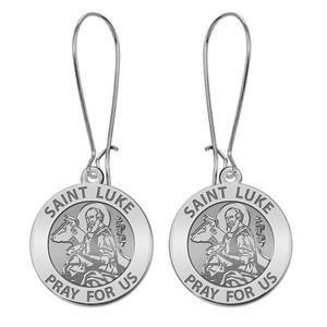 Saint Luke Earrings  EXCLUSIVE