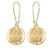 Saint Lucy Earrings  EXCLUSIVE