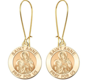 Saint Anne Earrings  EXCLUSIVE