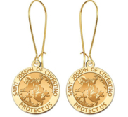 Saint Joseph of Cupertino Earrings  EXCLUSIVE