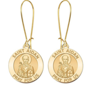 Saint Aidan Earrings  EXCLUSIVE