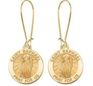 Saint Raphael Earrings  EXCLUSIVE