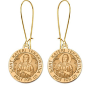 Saint Kateri Tekakwitha Earrings  EXCLUSIVE