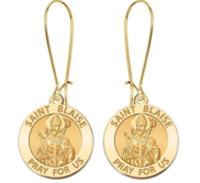 Saint Blaise Earrings  EXCLUSIVE