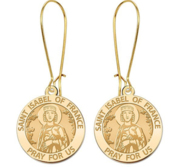 Saint Isabel of France Earrings  EXCLUSIVE