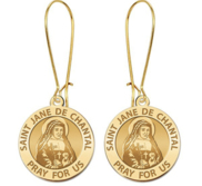 Saint Jane De Chantal Earrings  EXCLUSIVE