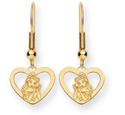 Disney Belle Shepherd Hook Earrings