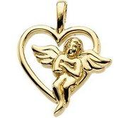 ANGEL HEART PENDANT