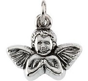 BABY ANGEL PENDANT