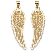 Guardian Angel Pair of  Wings Medals   EXCLUSIVE