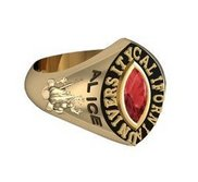 Women s Marquise Class Ring