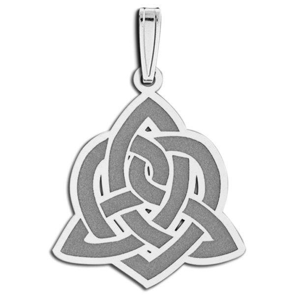 Sister Love Celtic Symbol Pendant Pg79390