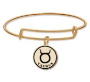 Taurus Symbol Expandable Bracelet