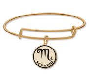 Scorpio Symbol Expandable Bracelet