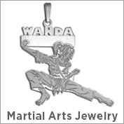 Martial Arts Jewelry